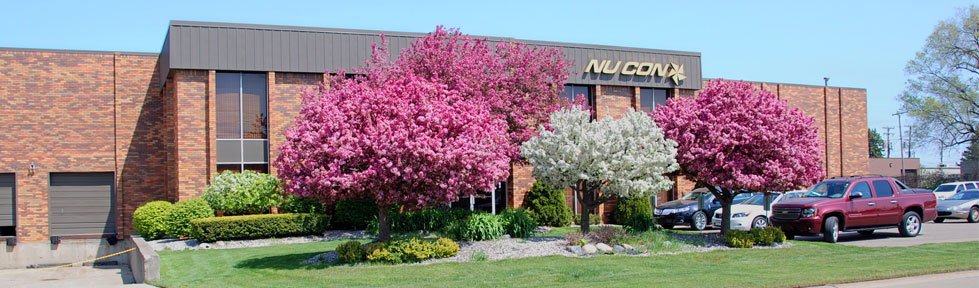 Nucon Corporation Facility Livonia Michigan